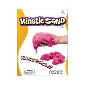 Waba Fun Kinetic Sand 2.27kg - Pink