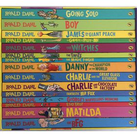 Image result for roald dahl books