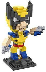 Diamond Blocks - Wolverine