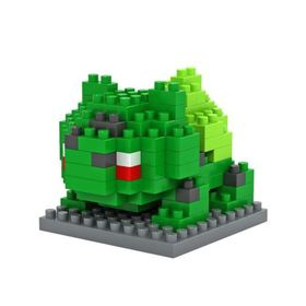 Diamond Blocks - Bulbasaur