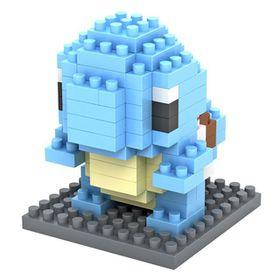 Diamond Blocks - Squirtle