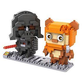 Diamond Blocks - Vader and Kit