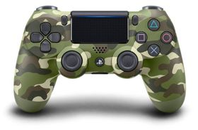 Dualshock 4 Controller - Cammo V2 (PS4)