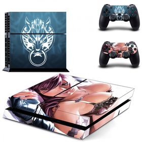 SKIN-NIT Decal Skin For PS4 -  Final Fantasy Woman