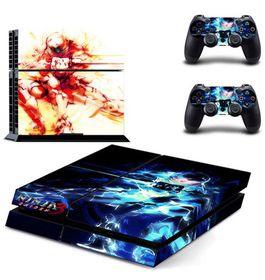 SKIN-NIT Decal Skin For PS4 -  Ninja 3 Blue