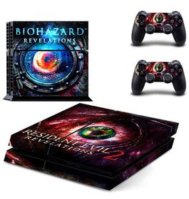 SKIN-NIT Decal Skin For PS4 -  Resident Evil Revelations