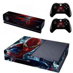 SKIN-NIT Decal Skin For Xbox One -  Spider Man