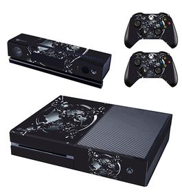 SKIN-NIT Decal Skin For Xbox One -  Mortal Kombat X Shatter