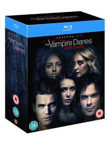 Vampire Diaries 1 - 7 (Blu-ray)