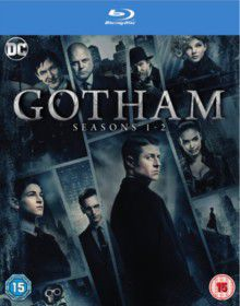 Gotham Seasons 1 - 2 (Blu-ray)