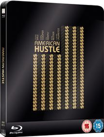 American Hustle Limited Edition Steelbook (Blu-ray)