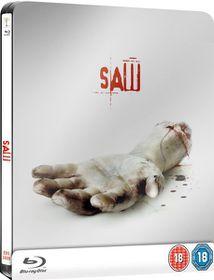 Saw Limited Edition Steelbook (Blu-ray)