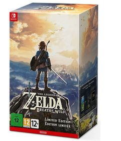 The Legend of Zelda: Breath of the Wild - Limited Edition (Nintendo Switch)