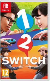 Nintendo 1-2-Switch (Nintendo Switch)