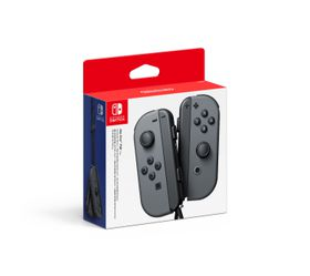 Nintendo Switch Joy-Con Pair - Grey (NS)