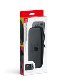 Nintendo Switch Carrying Case & Screen Protector (NS)