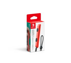 Nintendo Switch Joy-Con Strap - Red (NS)