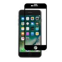 Moshi IonGlass Screen Protector for iPhone 7 Plus - Black