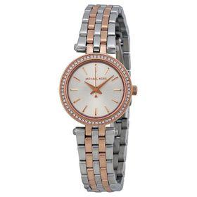 Michael Kors Womens Two-Tone Petite Darci Watch (Parallel Import) MK3298