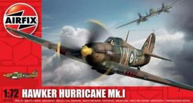 Airfix Hawker Hurricane Mk 1 1/72 Model Kit