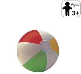 Bulk Pack 15 X Intex Colour Panels Beach Ball 41cm Diameter suitable For Ages 3+