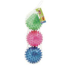 Bulk Pack 12 X Massage Balls - 8cm Set of 3