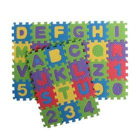 Bulk Pack 12 X EVA Mini Puzzle Mat Assorted
