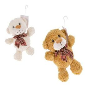 Bulk Pack 3 X Plush Bear 14cm
