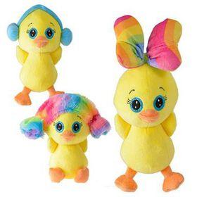 Bulk Pack 2 X Plush Duck 19 cm