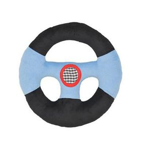 Bulk Pack 2 X Plush Steering Wheel 30 cm