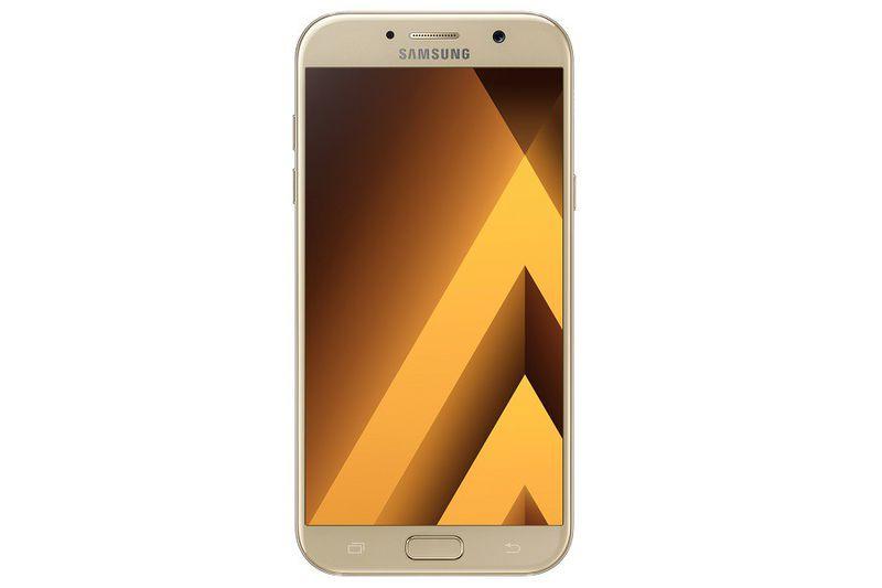 Samsung Galaxy A7 32GB (2017) Single Sim - Gold