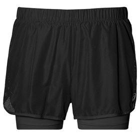 Women's Asics 2-In-1 3.5 Inch Shorts