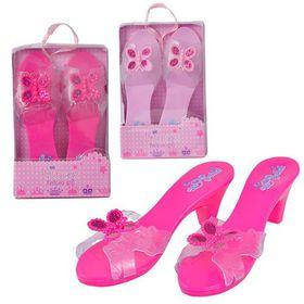 Bulk Pack 5x Princess Shoes Pair Assorted Colours