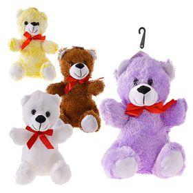 Bulk Pack 5x Plush Bear 25cm Assorted Colours