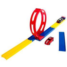 Bulk Pack 4x Push & Go Racing Track Set With Loop