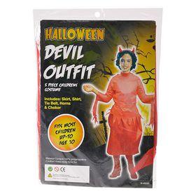 Bulk Pack 4x Witch Dress Up Set Fit Ages 5-10