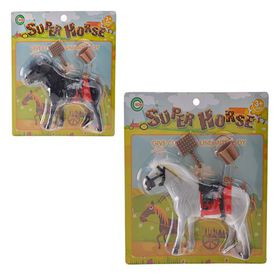 Bulk Pack 4x Pony Play Set With Accessories