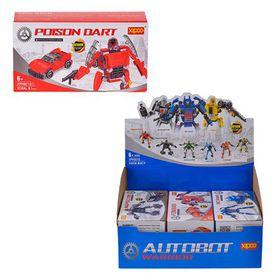 Bulk Pack 3x Building Blocks Robots