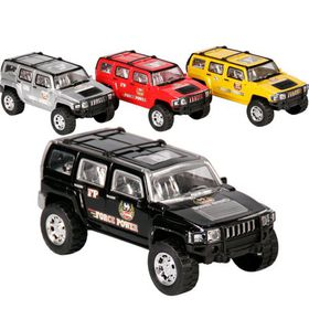 Bulk Pack 3x Friction Jeep 24cm Assorted Types