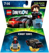 LEGO Dimensions: Fun Pack Knight Rider (PS3) (PS4) (Xbox One) (Xbox 360)