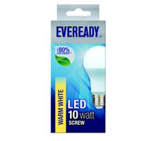 LED A60 10W ES Screw Warm - Pack of 2