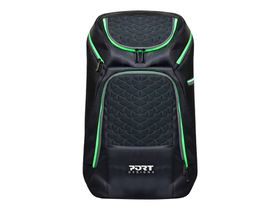PORT - AROKH Gaming BackPack BP-3 - Green