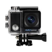 Ultra-HD 4K Action Camera - Black