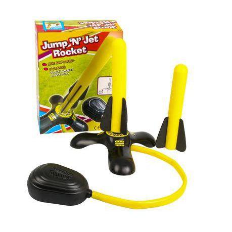 Toy Rocket Launcher with Foam Rockets