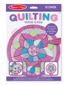 Melissa & Doug Quilting Flower