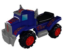 Jeronimo - Monster Ride On Truck