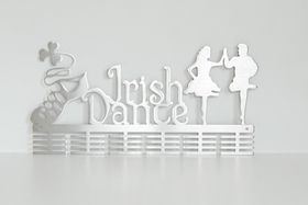 TrendyShop DC Irish Dancing Medal Hanger - Stainless Steel