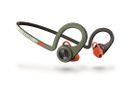Plantronics Backbeat Fit Wireless Earphones - Stealth Green