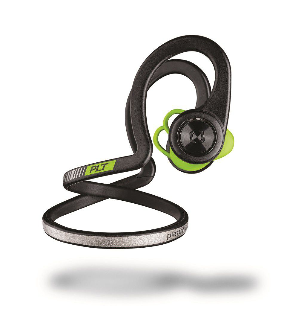 Plantronics Backbeat Fit Wireless Earphones - Black Core ...