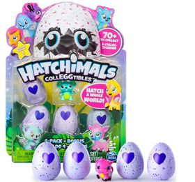 Hatchimals CollEGGtibles - 4 Pack